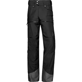 Norrøna Lofoten Gore-Tex Insulated Pants Men Caviar